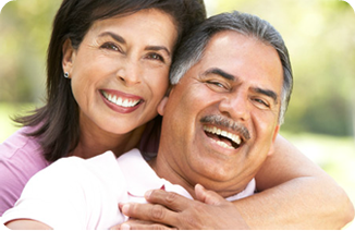 Life is good with Dental Implants